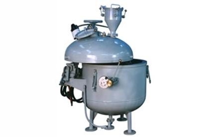 индукционнная вакуумная печь