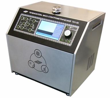 масс-спектрометрические течеискатели