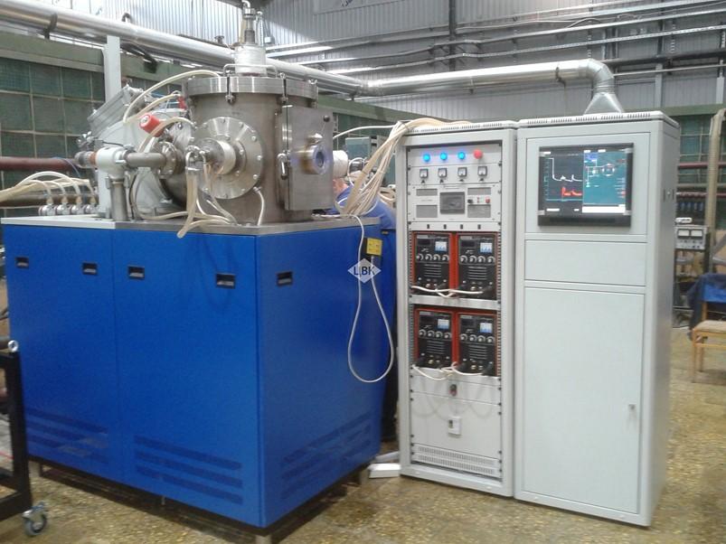 установки ионно плазменного напыления