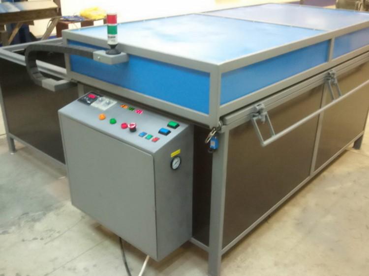 станки для вакуумной формовки